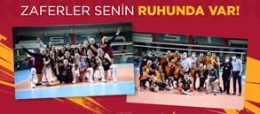 Filede Galatasaray damgası!