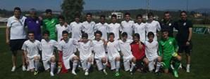 U14 Takımımız Lukoil Children Champions Cup'ta Şampiyon Oldu