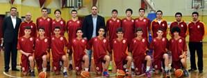 Küçük Erkek | Galatasaray 43 - Beşiktaş 52