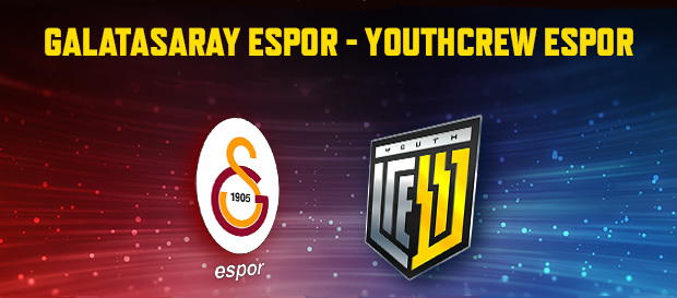 Galatasaray 2-0 YouthCrew