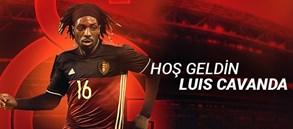 Luis Cavanda Galatasaray'da