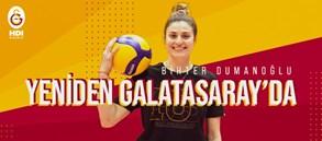 Bihter Dumanoğlu yeniden Galatasaray'da