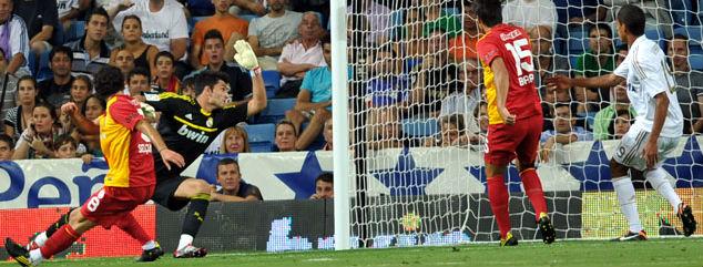 Çeyrek Finaldeki Rakibimiz Real Madrid