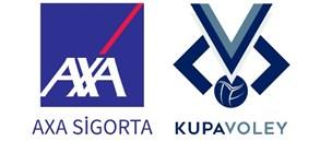 Axa Sigorta Kupa Voley Kadınlar'da grup maçları belli oldu