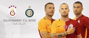 Galatasaray - Inter Maçı İlk 11'leri Belli Oldu