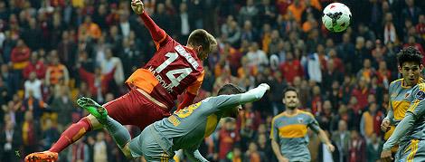 Galatasaray 0 – 1 Kayserispor