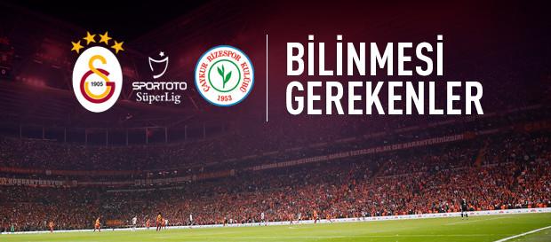 OPTA Facts | Galatasaray – Çaykur Rizespor