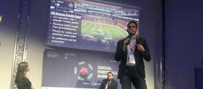 Galatasaray Social Football Summit'te