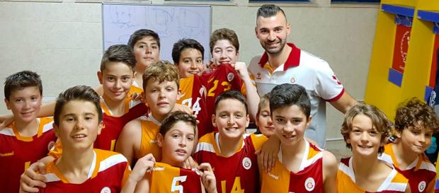 U12 Erkek | Galatasaray 75-47 Anadolu Efes