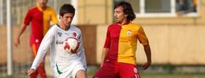A2 Ligi: Galatasaray 3-1 Bursaspor
