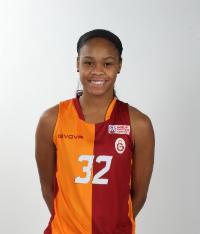 32 - Moriah Jefferson