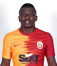 13 - Oghenekaro Peter Etebo