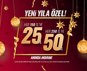 Yeni Yıl Kampanyası