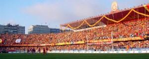 İlk Mabet Ali Sami Yen Stadı