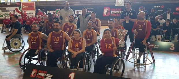Tekerlekli Sandalye Basketbol Kupalar