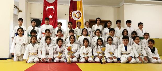 Judo Altyapı Sporcu Kadroları