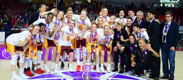 2018 FIBA EuroCup Women