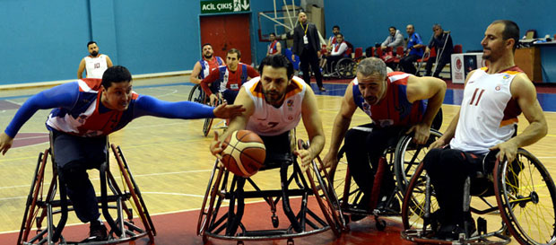 Tekerlekli Sandalye Basketbol Puan Sistemi