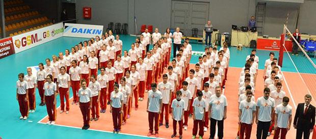 Voleybol Okulları
